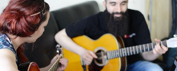 Guitar Courses