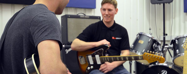 guitar lessons for beginners Ealing
