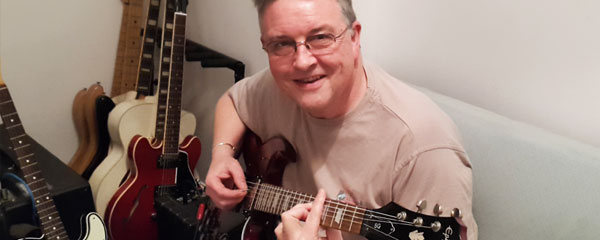 Guitar lessons Seaford