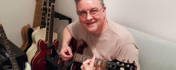 Guitar lessons Crewe