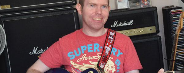 acoustic guitar lessons Edinburgh