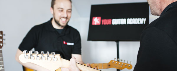 Guitar lessons Exeter