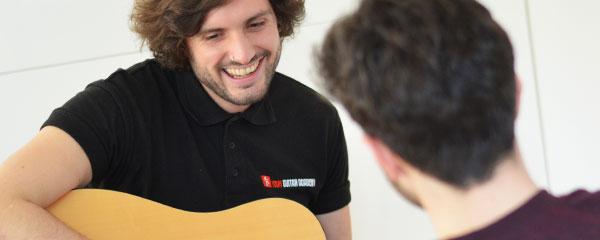 Guitar teachers for kids