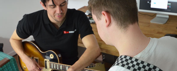 Berlin Guitar Lessons